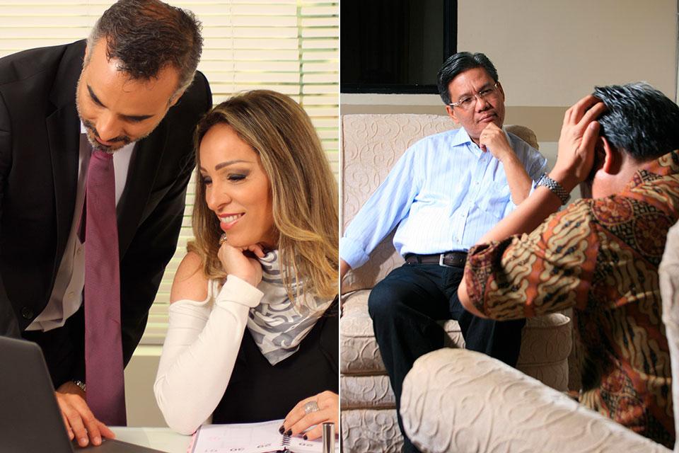 Diferencias entre el coaching y la psicoterapia