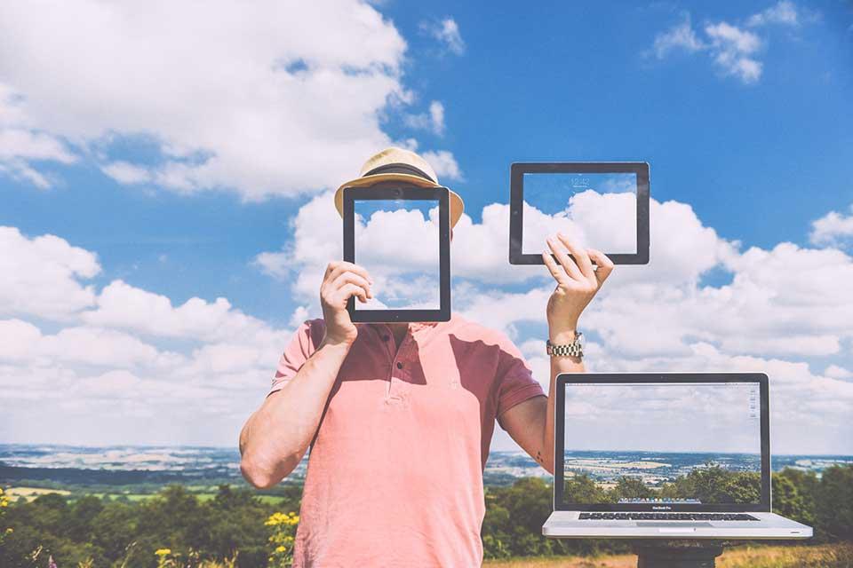 Dispositivos móviles, un ejemplo de tecnologías disruptivas y exponenciales.