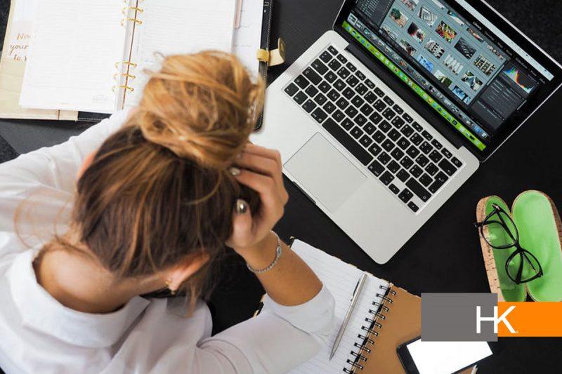 Mal conducida, la culpa socava cualquier beneficio que puedas aprovechar de ella en el lugar de trabajo. Fotografía: Pexels.