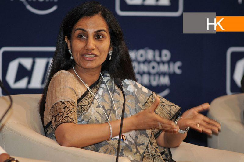 """Chanda Kochhar es, desde 2.009, CEO de ICICI Bank, uno de los bancos más grandes de India. Fotografía: """"Chanda Kochhar - India Economic Summit 2011"""" por World Economic Forum licencia bajo CC BY-NC-SA 2.0."""